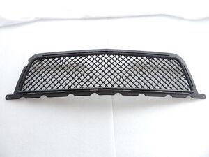 Fit Cadillac CTS-V Matte Black Mesh Lower Grille 2009 2010 2011 2012 2013 2014