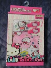 Hello Kitty 3 Girls' Panties With Bonus Hair Clips-Size 6-Free Shipping-New