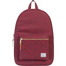 Herschel Supply Co. Settlement Backpack in Wine Metric NWT