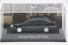 1:43 IXO Altaya Chevrolet Omega CD 1992 Diecast Models Auto Limited Edition