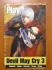 Guía Devil May Cry 3 (PS2, PS3, Xbox 360, PC) enemigos, mapas, secretos, armas