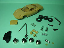 FERRARI  246  GT  RARE  ANCIEN   KIT  RECORD  A  MONTER  1/43