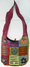 R367 New Trendy & Artistic Shoulder Drop Cotton Bag Hand Made in Nepal