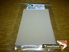 2MM THIN FLY TYING FOAM TAN 2-PACK - NEW TERRESTRIAL FLY TYING MATERIALS
