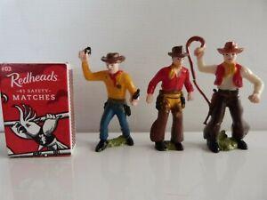 3 Timpo Cowboys.