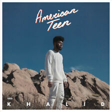 Khalid - American Teen [New Vinyl LP] Explicit, Gatefold LP Jacket, Download Ins