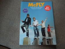 McFly de sala en la 3rd planta Raro Libro de Música