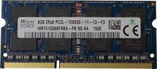 Memoria RAM Hynix per prodotti informatici Numero di moduli 1 Capacità 8GB