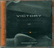 Victory Club House Compilation - Bob Sinclar/Rockets/Gianni Coletti Cd Vg
