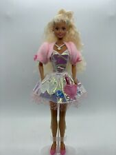 1991 Hasbro Poupee Sindy Party Letters Doll Barbie