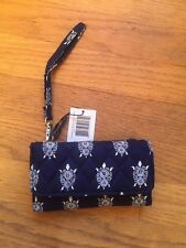 Vera Bradley Smartphone Wristlet For Iphone 6 Sea Turtles NWT