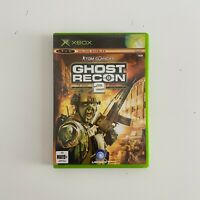 Tom Clancy's Ghost Recon 2 Ubisoft 2004 Microsoft XBOX PAL Game