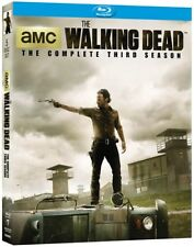THE WALKING DEAD TV SERIES COMPLETE THIRD SEASON 3 New Sealed Blu-ray