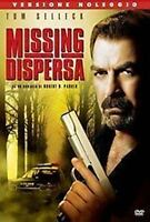Missing Dispersa (2006) DVD Rent Nuovo Sigillato Tom Selleck Robert D. Parker