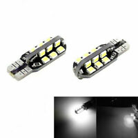 2pcs T10 24SMD LED Light 2835 5000K W5W 12V Canbus Car Wedge Side Bulb Auto Lamp