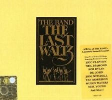 The Band-the last waltz 4 CD NEUF