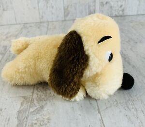 "Vintage 1973 Dakin DROOPER Puppy Dog Plush 7"" Korea Ground Nutshell RARE"