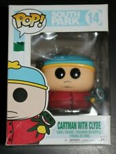 Funko PoP - South Park - Cartman with Clyde Funko Pop! Animation #14 - New!