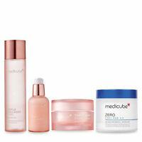Medicube Triple collagen Booster 4 set Toner Serum Cream Pore Pad K-beauty