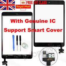 For iPad mini 1&2 A1432 A1454 A1455 A1489 A1490 A1491 Black Digitizer Screen +IC