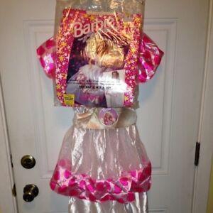 Rubie's Girls Medium 8-10 Barbie Sweet Hearts Halloween Costume