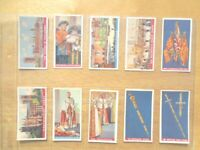 1937 CORONATION of THEIR MAJESTIES royal Godfrey Phillips Tobacco Set 50-1 cards