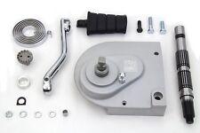 Kick Starter Conversion Kit, Fits Sportster/XL 1991-2003,Aluminum Sprocket Cover
