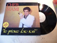 "CHEB MAMI""LE PRINCE DU RAI- DISCO 33 GIRI SONODISC Fr 1988"""