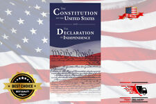 The Constitution Of The United States And The Declaration Of Independence For US