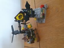 Lego Batman Scarecrow Face-Off 70913 no completo incluso minifiguras.