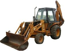 Case 580D Backhoe Loader Service Repair Workshop Manual CD     -   580 D
