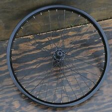 "20"" BMX Bike Sun Envy Front WHEEL Ringle Shred Hub Wheelsmith Spokes Bicycle"