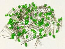 100 Stück LED Ø 3 mm rund grün  (M6443-100)