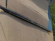 1997 1998 LINCOLN MARK VIII OEM CHROME DRIVERS DOOR MOUNDING