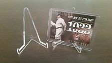 "^10 BCW 3-3/8"" Display Stands Holders Baseball Football sports cards"