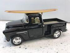 Chev 55 Stepside Truck Surfboard KT.5330.DS Black