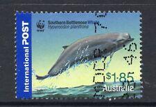 AUSTRALIA = 2006 $1.85 International Post, Whale. SG2662. Fine Used. (b)