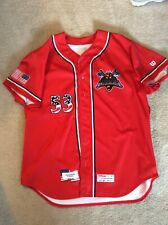 Authentic 7/42015 Augusta Green Jackets Independence Day Extravaganza XXL Jersey