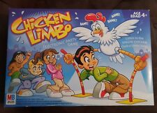 Chicken limbo electronic party Childrens Game - milton Bradley - free shipping