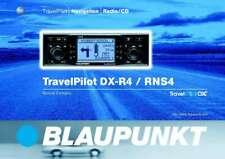 BLAUPUNKT DX TRAVELPILOT DX-R4 / BNS4 (CD Germany) (Blaupunkt DX) = FINAL UPDATE