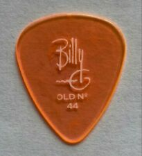 Zz Top Billy Gibbons Old No 44 Guitar Pick 2011 Rebels And Bandoleros Tour