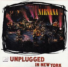 NIRVANA : MTV UNPLUGGED IN NEW YORK / CD