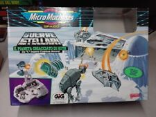 Micro Machines Star Wars Il Pianeta Ghiacciato di Hoth Galoob Gig
