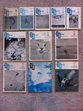 133 Issues SkyDiver Magazine 1959-1972 RARE COLLECTION!!! Parachute Sky Diver