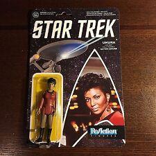 Star Trek UHURA Action Figure ReAction Retro Action Figurine Statue Toy TOS