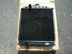 NEW VINTAGE 1983 84 85 86  BUICK SKYHAWK 2.0L BRASS COPPER RADIATOR OEM GM  LOOK