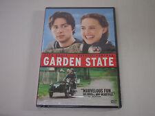 Garden State DVD NEW Natalie Portman Zach Braff Peter Sarsgaard Ian Holm Jersey