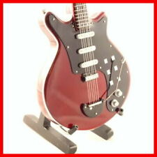 QUEEN - GUITARE MINIATURE ! RED SPECIAL Signature Brian May Freddie Mercury Band
