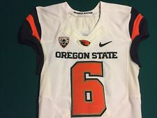 Oregon State Beavers Nike Flywire Game Worn Jersey #6 Victor Bolden Jr 49ERS OSU