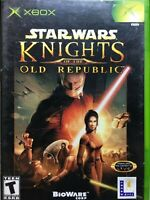 *AMAZING GAME* XBOX Star Wars: Knights of the Old Republic!